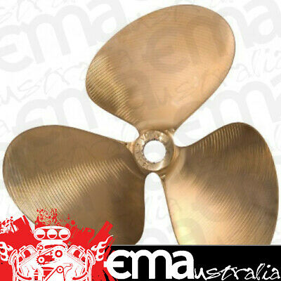 "OJ Propellers OJ334B 3 Blade Left Hand 13"" x 12"" with 1-1/8"" Bore"