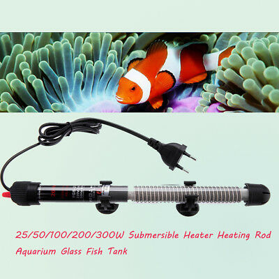 Profession Submersible Water Vitreous Heater Heating Rod For Aquarium Fish Tank