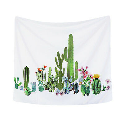 Cactus tapestry Tapestry Mandala Wall Hanging Indian Living Room Home Decor US