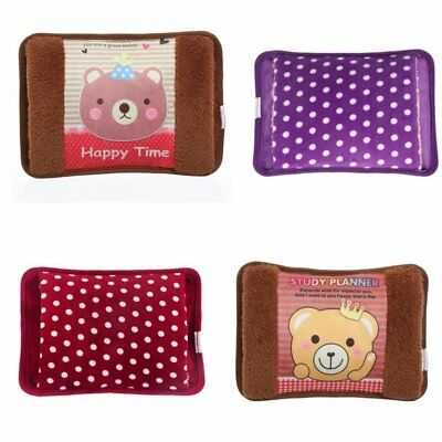 Warmer Rechargeable Home Hand Electr Hot Water Bottle Electric Warming Bear Bag