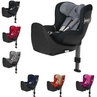 Cybex Children Car Seat Sirona S I Size with Base Design 2018 Choice of Colours