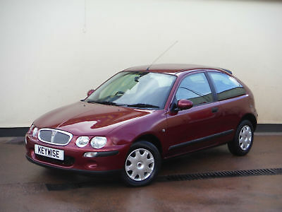 Rover 25 1.6 16V 2002 02 With Only 75,200 Miles - Drive Away Today