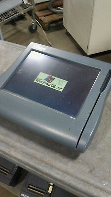 Micros Workstation 4 System Unit Pos Terminal