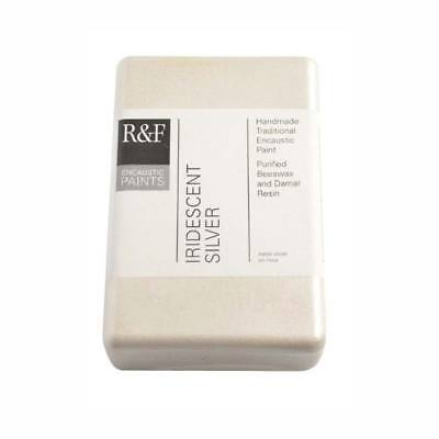 R&F Encaustic 333Ml Iridescent Silver