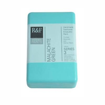 R&F Encaustic 333Ml Malachite Green
