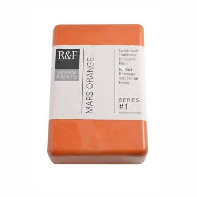 R&F Encaustic 333Ml Mars Orange