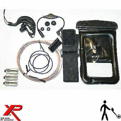 XP Deus KIt C 250cm Wave Guide with Waterproof Armband and Headphones