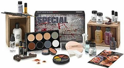 Mehron Makeup Complete Professional Quality Special FX Makeup Kit