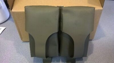 Vintage German Military G3 Dual Ammo Magazine Pouch For 308/7.62 Hk,vinyl/rubber