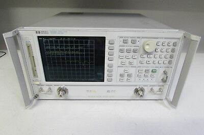 Agilent 8720D /010/012/1D5/400 Microwave Vector Network Analyzer