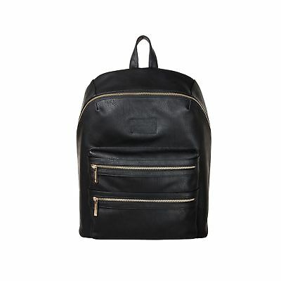 The Honest Company City Backpack 5 lb Black