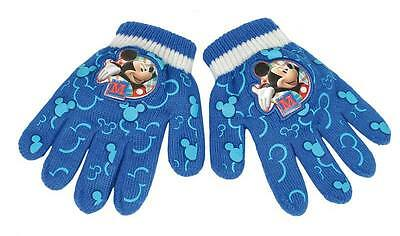 Disney Micky Mouse Winter - Gloves [New]