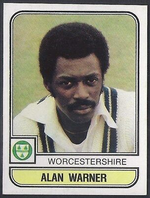 GLAMORGAN PANINI-CRICKET 83-#035 ALAN JONES