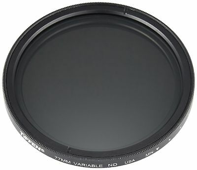 Tiffen 77mm Variable Neutral Density Filter (2 to 8 Stops) *AUTHORIZED DEALER*