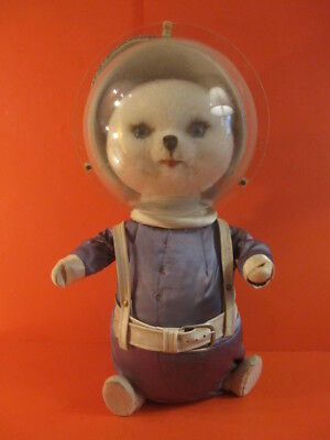 All Original Large Animal Astronaut In Space Suit Advertise Shop Display 1950