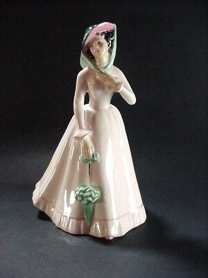 "Royal Doulton Figurine ""JULIA"" HN 2706 by Margaret (Peggy) Davies Classic Series"