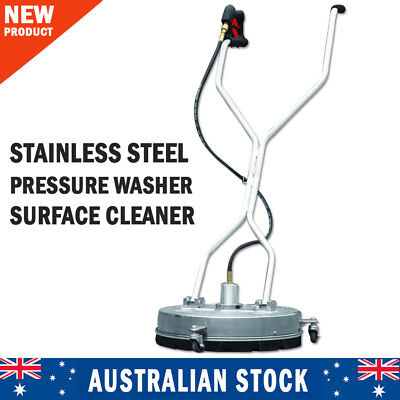 NEW Pressure Washer Surface Cleaner Industrial Grade Stainless Steel