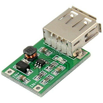 5Stks DC-DC 0.9V-5V To 5V 600MA Step Up Booster USB Mobile Power Supply Module S