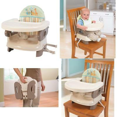 Baby High Chair Toddler Infant Safety Feeding Folding Comfort Booster Seat Table