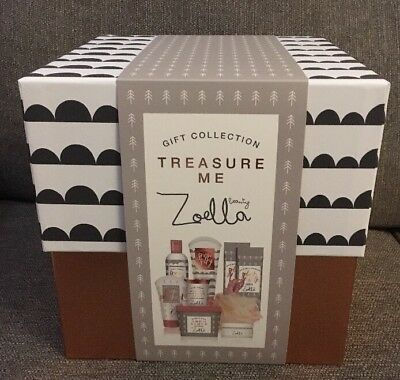 ZOELLA SNOWELLA Treasure Me Pampering LARGE Gift Collection SET new/sealed