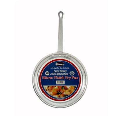 Winco - AFP-12 - Majestic 12 in Aluminum Fry Pan