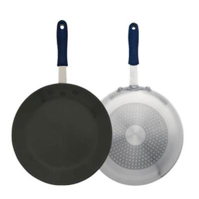 Winco - AFPI-12NH - 12 in Aluminum Non-Stick Fry Pan with Silicone Sleeve