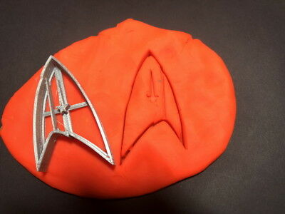 Star Trek - Discovery Kekstempel/ Ausstechform / Cookie cutter