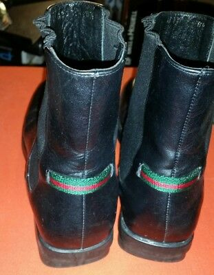 409cad78b6b GUCCI SUEDE LEATHER Combat Boots SZ 6.5 -  335.00