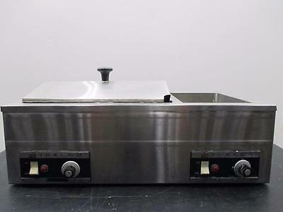 Precision Scientific Thelco Model 86 Dual Chamber Stainless Steel Water Bath