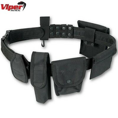 Viper Patrol Belt System Security Police Guard Utility Pouch Airsoft Military