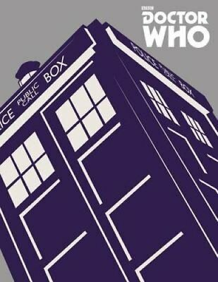 Doctor Who: Deluxe Undated Diary by BBC (Hardback, 2016)