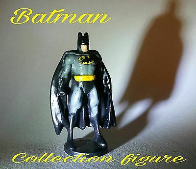 Batman figure Collection Edition Marvel & DC Comics Rare old Made in Italy 2008