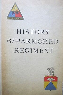 WW2 HISTORY:: THE 67th ARMORED REGT.