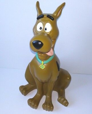 1998 Warner Bros Store Exclusive SCOOBY-DOO Hard Statue figure! Great Shape RARE