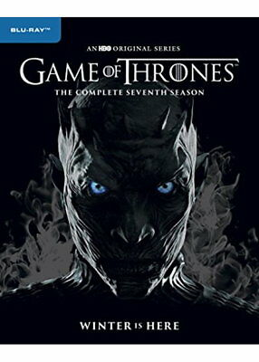 Game of Thrones Complete Series Season 7 Blu-ray + Conquest & Rebellion New