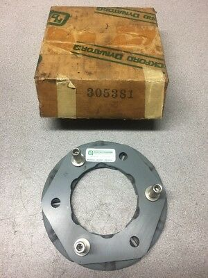 NEW Rockford Dynatorq 305381 Armature Plate with Drive Pins Assembly