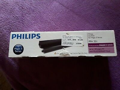 philips ink-film pfa 351