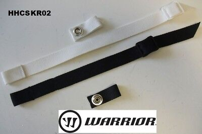 WARRIOR Krown Chin Strap for Hockey Helmets / Kinnriemen für Eishockeyhelme