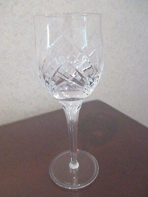 """Waterford Crystal Destiny Water Wine Glass Discontinued 8 1/2"""""""