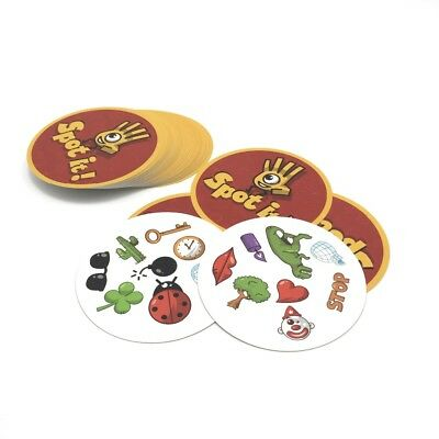 Spot It Imported Paper Dobble It Board Game Cards Game