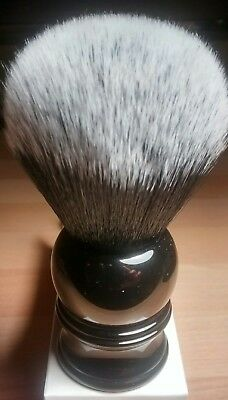 maggards 24mm black synthetic knot shaving brush