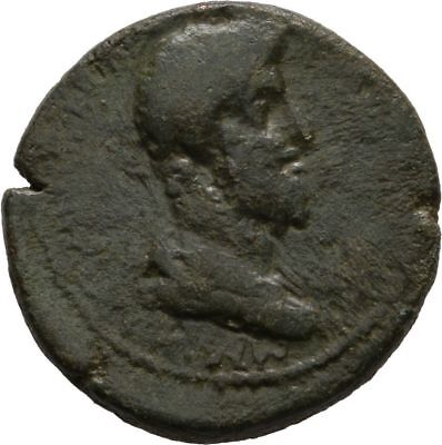 Ancient Rome 177-192 AD COMMODUS MACEDON THESSALONICA NIKE