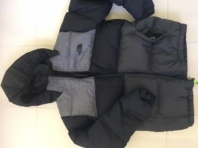 North Face Boys Reversible Down Jacket