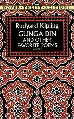 Gunga Din and Other Favorite Poems (Dover Thrift Editions), Rudyard Kipling, New