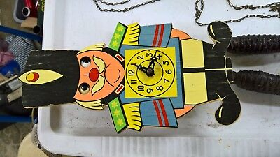 Vintage Cuckoo Clock - Soldier Genuine made in West Germany