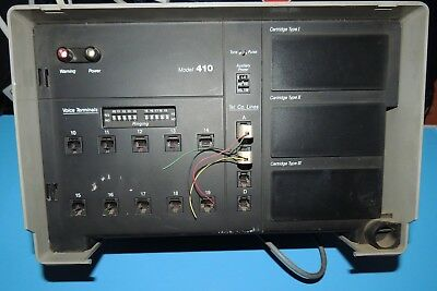 AT&T Merlin Model 410 Control Unit  AS IS  USA