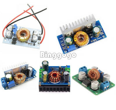 NEW  DC-DC Boost Converter Step Up Step Down Power Adjustable Portable Charger