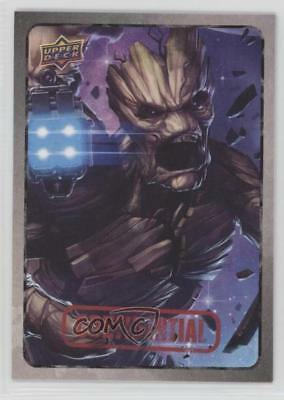 2015 Upper Deck Marvel Dossier #55 Groot Non-Sports Card 2a1
