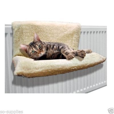 The Product is Machine Washable Cat Radiator Bed