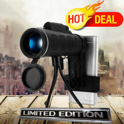 HAWK EYE V2 SCOPE WITH COMPASS-Monocular Telescope Night Vision Zoom Scope